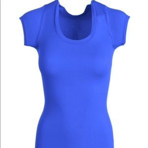 Sugarlips Cap Sleeve Seamless top, one size